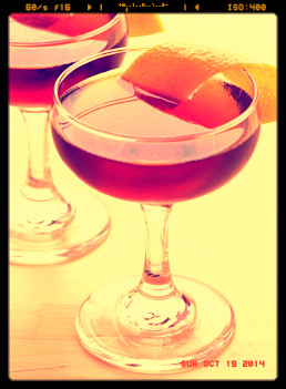 west rye cocktail