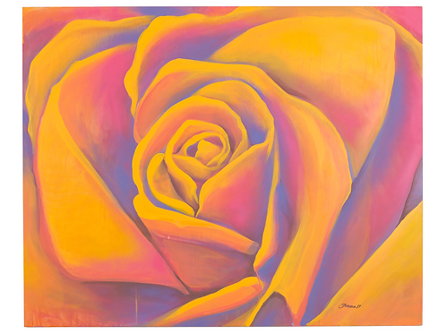 Rose by Jimmy Paints