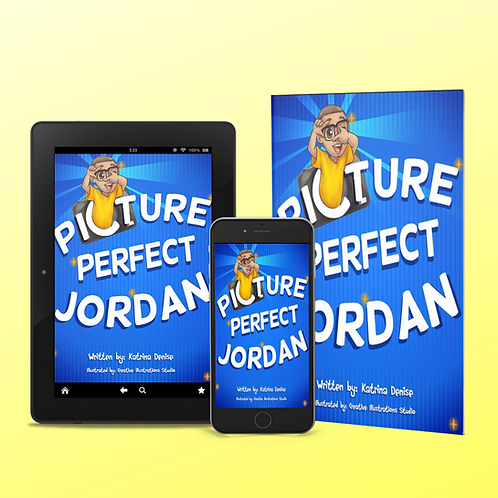 Picture Perfect Jordan