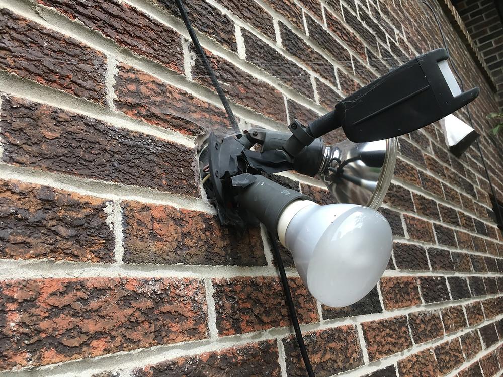 Dangerous electrical in Oshawa
