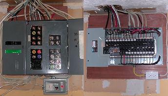 Panel change - JLM Electric Oshawa Electrician