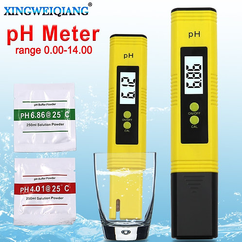 Digital LCD PH Meter Pen of Tester Accuracy 0.1