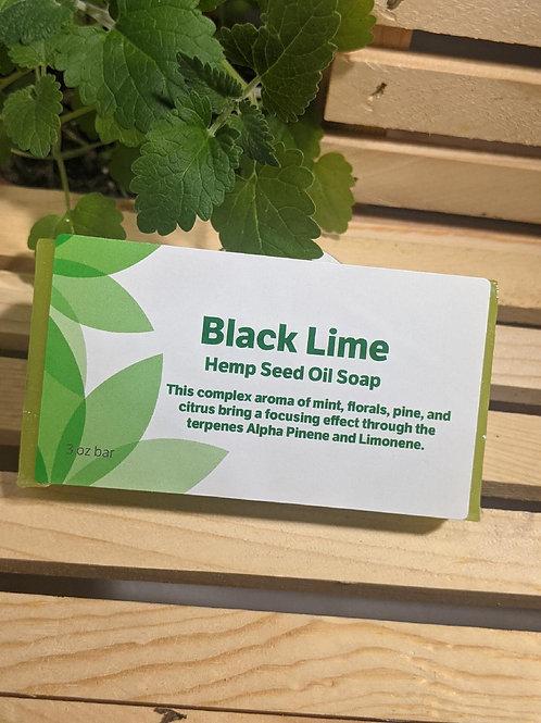 BLACK LIME SOAP