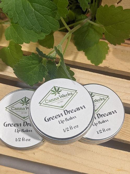 GREEN DREAM LIP BALM