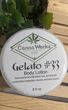 GELATO #33 BODY LOTION