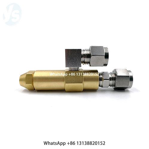 YS Quick Plug-In Diesel Fuel Burner Nozzle, Used Oil Nozzle