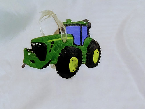Green Tractor Essential Oil Diffuser