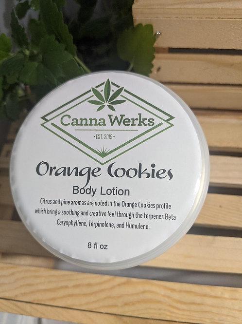 Orange Cookies Body Lotion