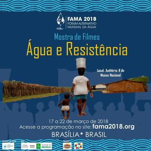Alternative World Water Forum 2018 Film Screening Programme 