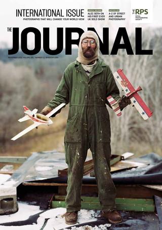 The RPS Journal November 2015 (cover)