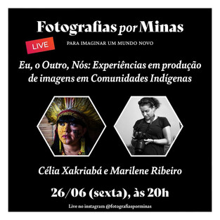 Fotografias por Minas - Discussion Panel 2020 ​