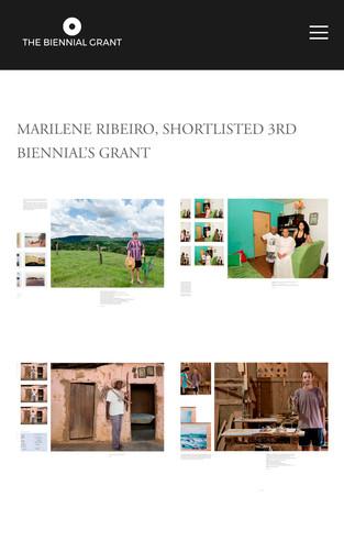Biennial for Fine Art & Documentary Photography - Biennial Grant 2018 shortlisted