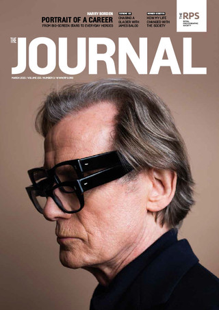 The RPS Journal March 2015 RPS Awards (cover)