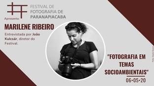 Fast Forward: Women in Photography #FFLives 2021 - Nina Berman in conversation with Marilene Ribeiro