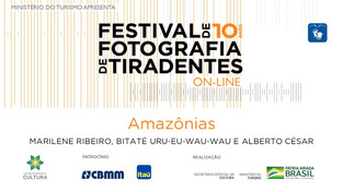 Tiradentes Photography Festival - Discussion Panel - 23rd November 2020