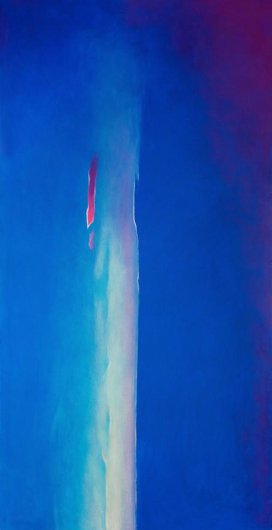 Vertical Skyline #2_2019_oil on canvas_2