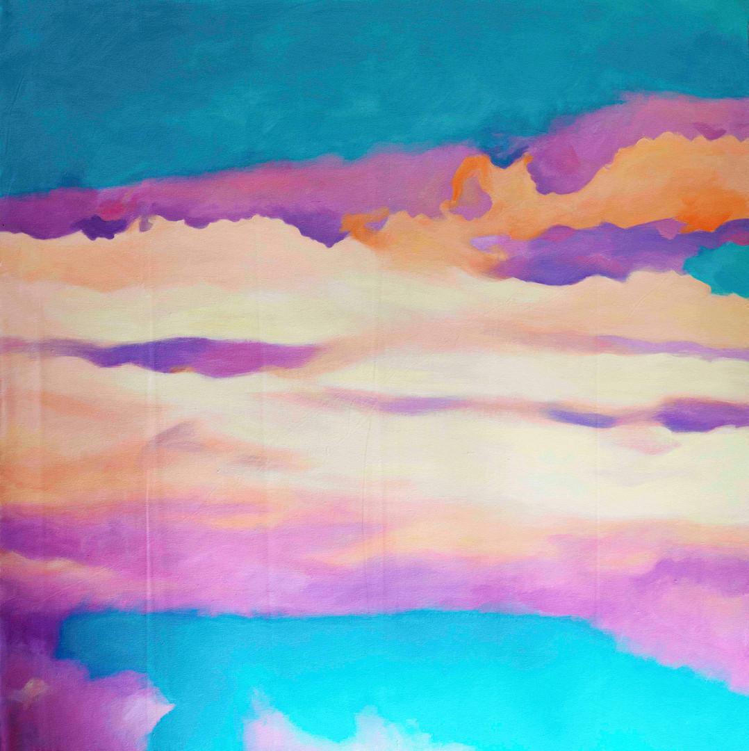 Over the Rainbow_2019_oil on canvas_160