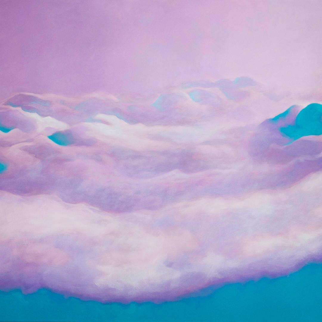 lilac sky no. 4