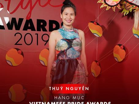 ELLE Style Awards 2019: Quốc Cơ – Quốc Nghiệp, H'Henie, Thủy Nguyễn được vinh danh tại hạng mục Viet