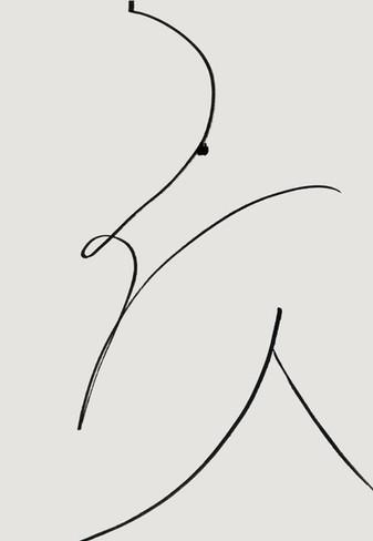 Nude#19_2019_pen on paper_14.8x21.0cm.jp
