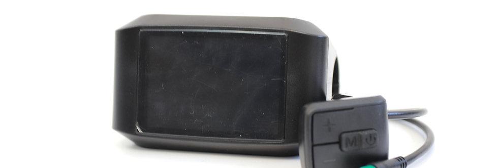 APT 750c color display