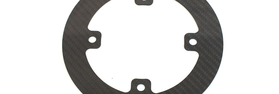 Carbon Chain Guard (For 11/63 version)