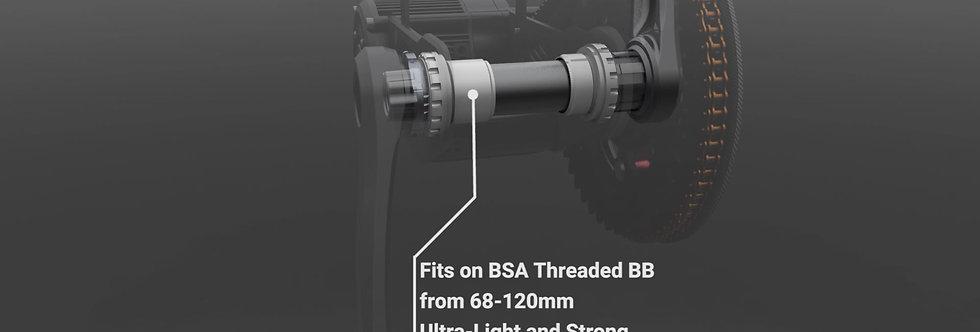 X1 Pro Gen 2 36-72V 5000W Extreme mid drive conversion kit (With torque sensor)