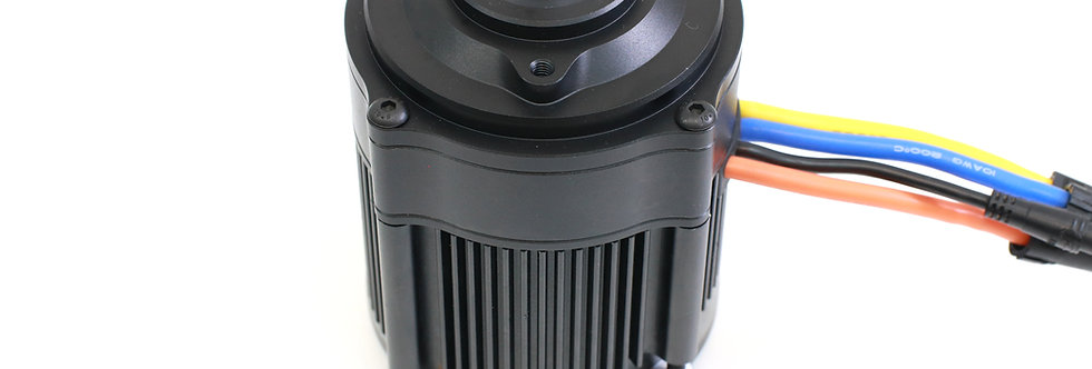 X1 PRO Gen 2 motor with gearbox with upgrade rotor and wiring