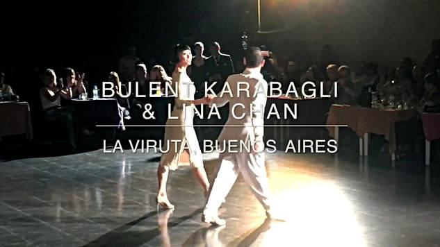Bulent & Lina Tango Show in Buenos Aires | La Viruta, Buenos Aires, 2019