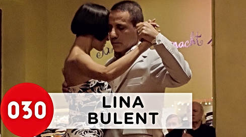 Bulent & Lina Tango Show in Berlin, Germany | Video by 030 Tango Channel