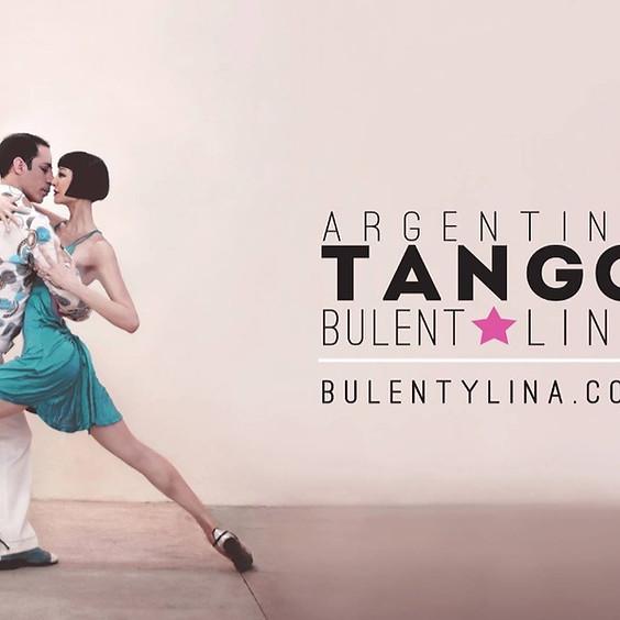 Intermediate Tango | Argentine Tango Toronto by Bulent & Lina