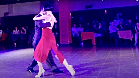 La Viruta de Solanas, Buenos Aires | Tango Show Bulent & Lina Tango