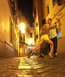 Bulent & Lina Tango Sevilla Spain Tango.