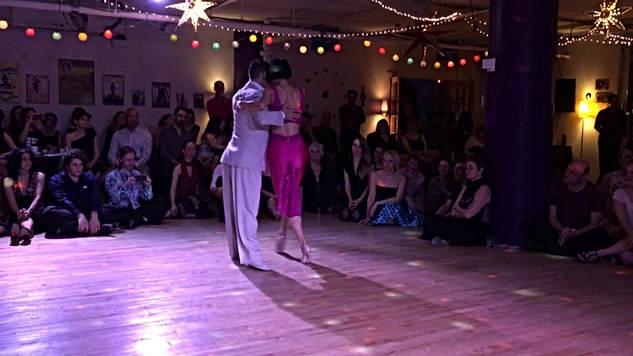 Bulent & Lina in Tango Festivalito Turco | Montreal, Canada