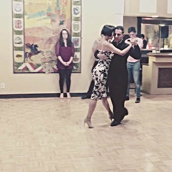 Toronto Tango Class Summary | Intermediate Level 1