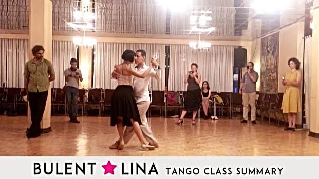Toronto Tango Lesson Summary | Off Axis Movement | Volcadas & Colgadas