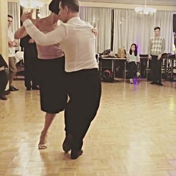 Tango Lesson Summary for Intermediate Level 1
