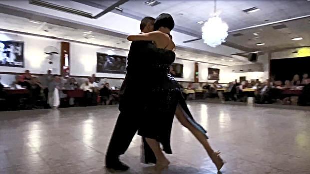 La Baldosa, Buenos Aires | Bulent & Lina Tango Show