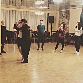 Tango Lesson Summary | Bulent & Lina Tango Toronto
