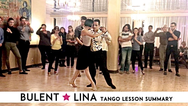 Toronto Tango Class Summary