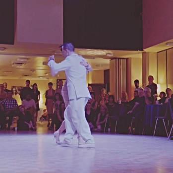 Tango Show at Toronto Tango 8 Festival & Marathon | Best Tango Event and Tango Festival