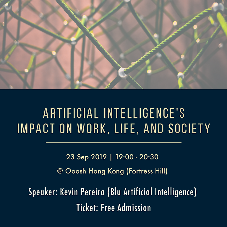 Artificial Intelligence's impact on Work, Life, and Society