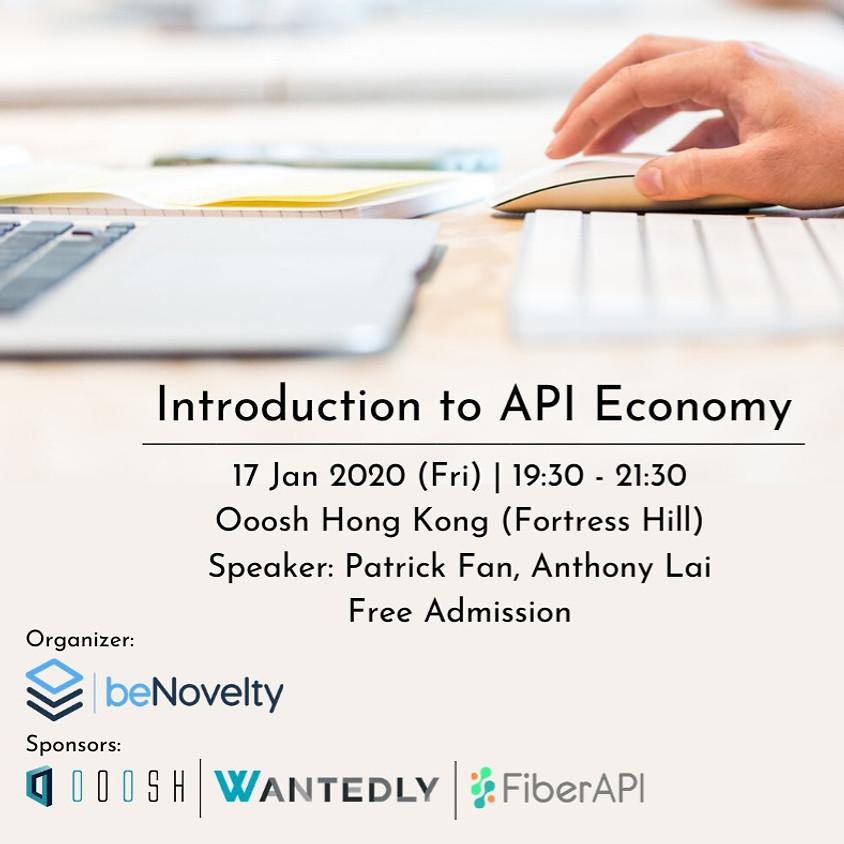 Introduction to Open API Economy