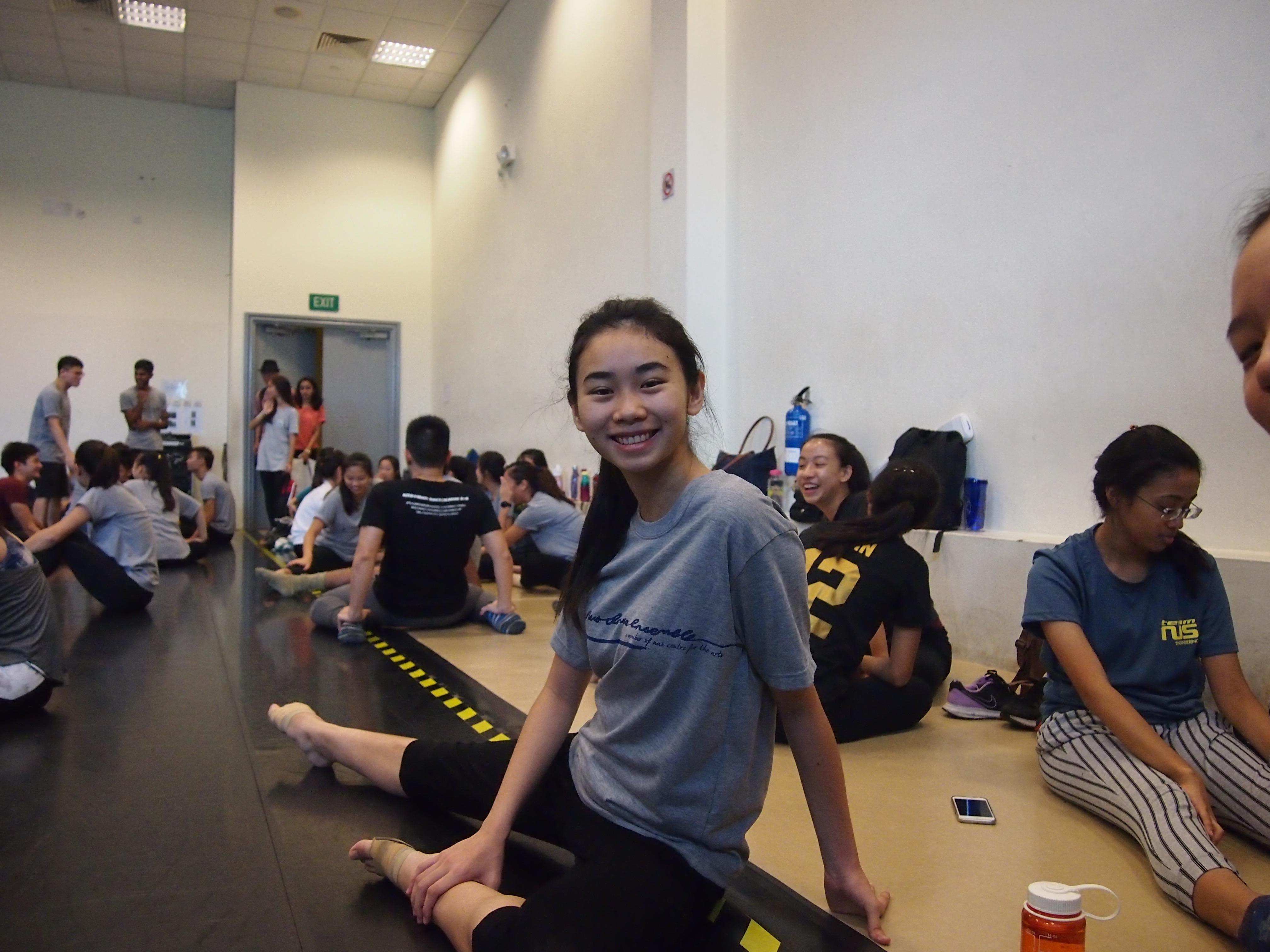Open Class 2017