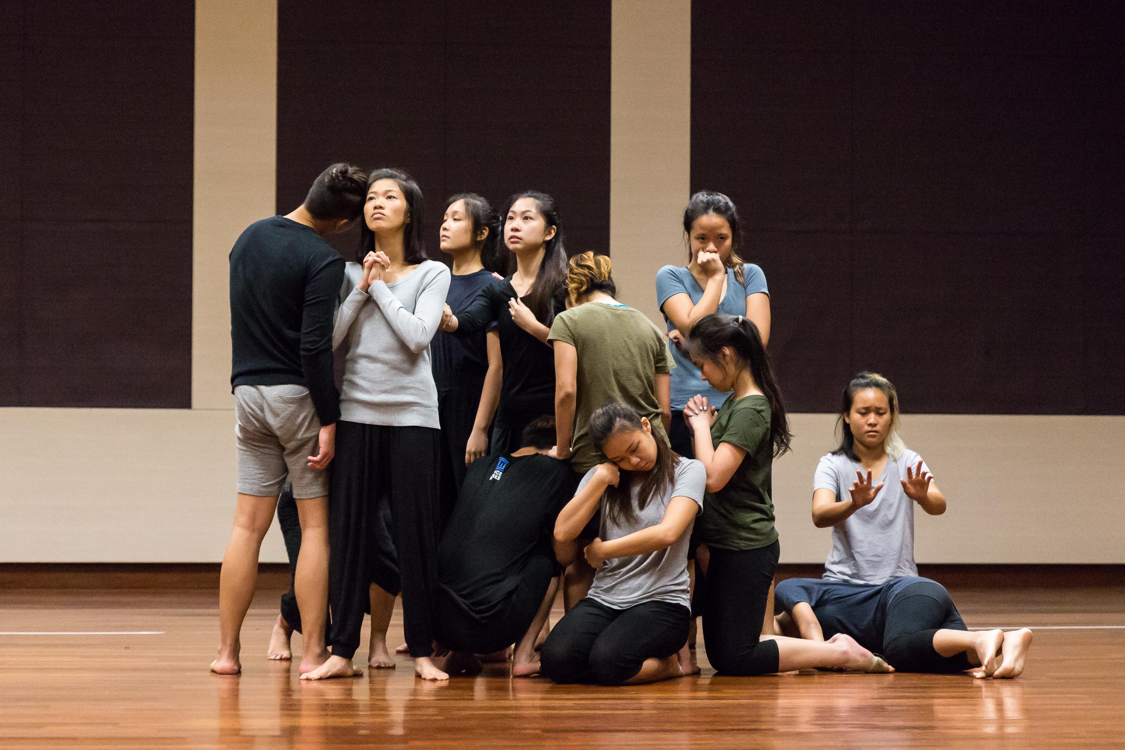 Dance Camp 17/18
