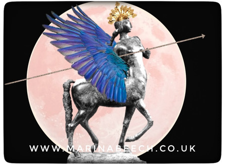 Sagittarius ♐️ Full Moon - Friday 5th 20.12 UK Time