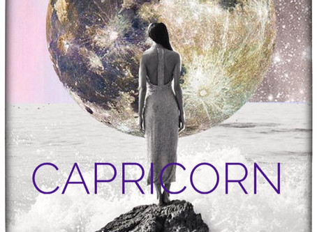 Capricorn ♑️ Full Moon - Sunday 5th 05.44 UK Time