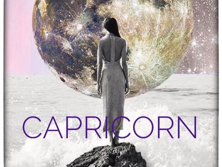 Capricorn ♑️ Full Moon - Sunday 5th 05.44 UK Time