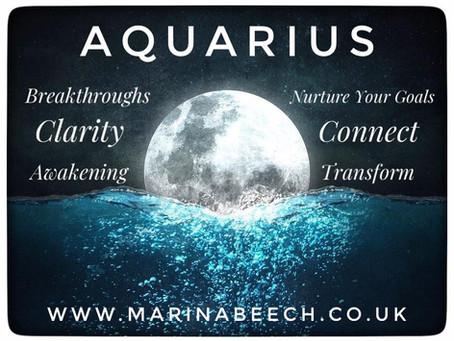 Aquarius ♒️ Full Moon - Monday 3rd August 16.58 UK Time