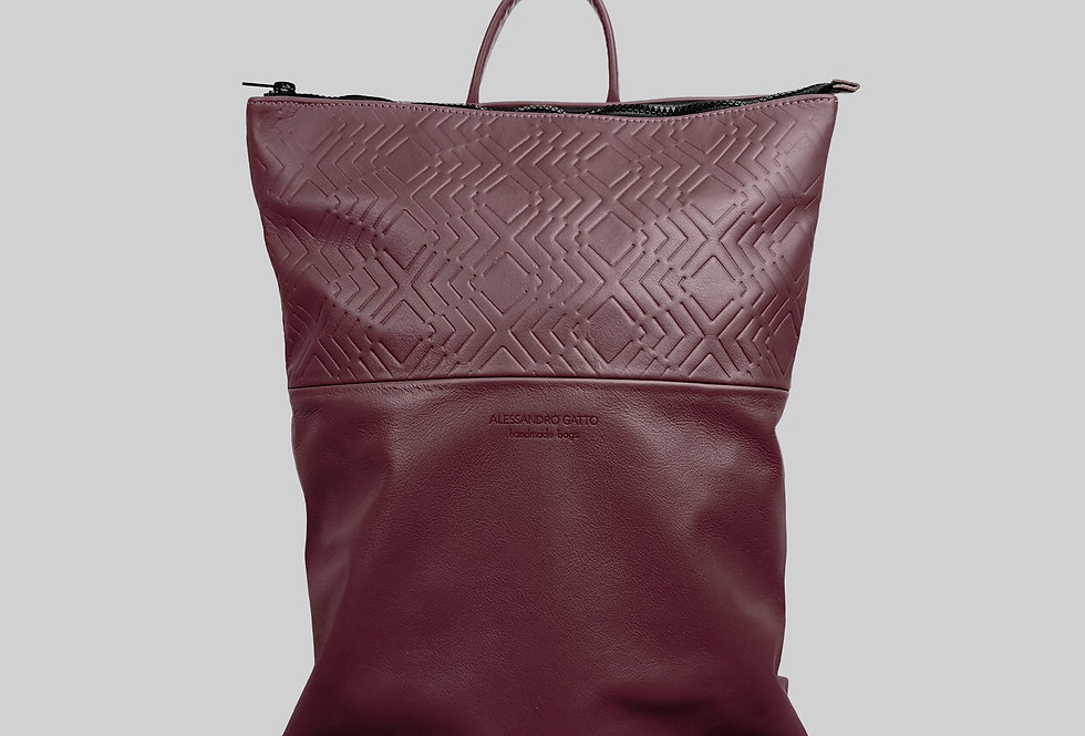 "Sahara ""Bordeaux leather"""